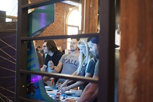 Start Bar lets you enjoy game night somewhere other than your sofa. - PHOTO BY KELLY GLUECK