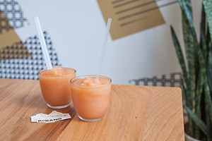 Negroni slushies? Si grazie. - PHOTO BY KELLY GLUECK