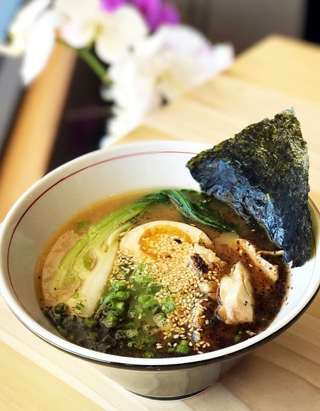 RAMEN AT NUDO HOUSE. | SARA GRAHAM