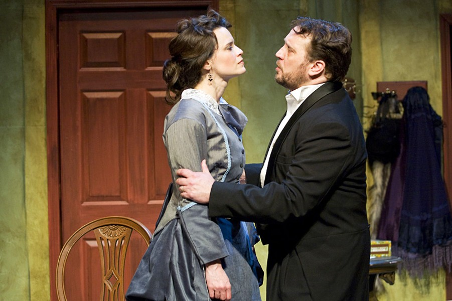 """a look at the the character nora helmer in ibsens play a dolls house Expired: ibsen's """"a doll's house """"the main character, nora katharine dashiell as nora helmer and eileen roehm as kristine linde."""
