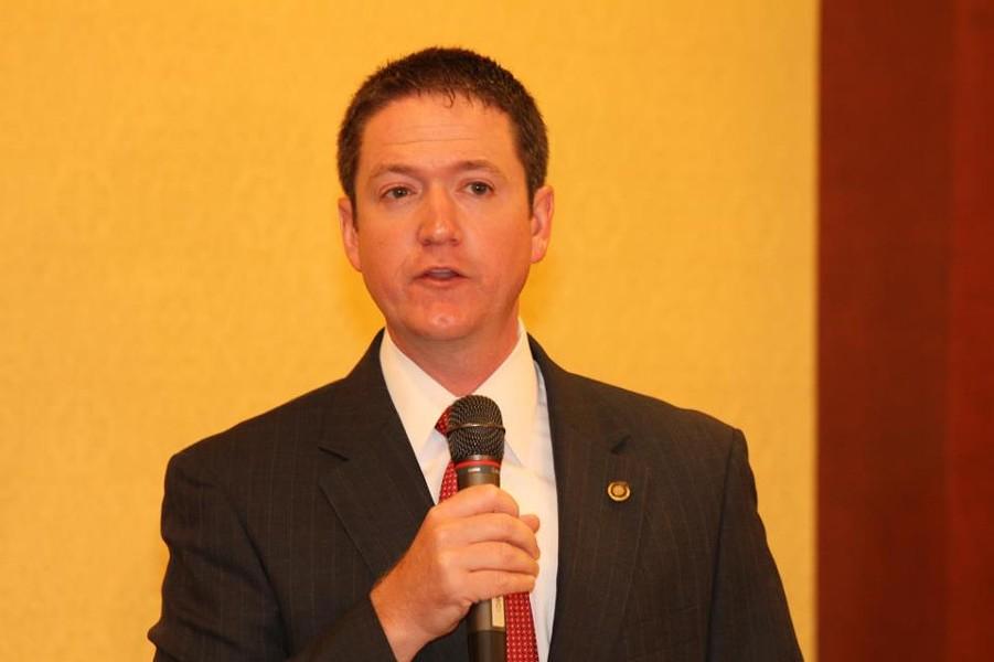 House Speaker Tim Jones. - VIA FACEBOOK / TIM JONES