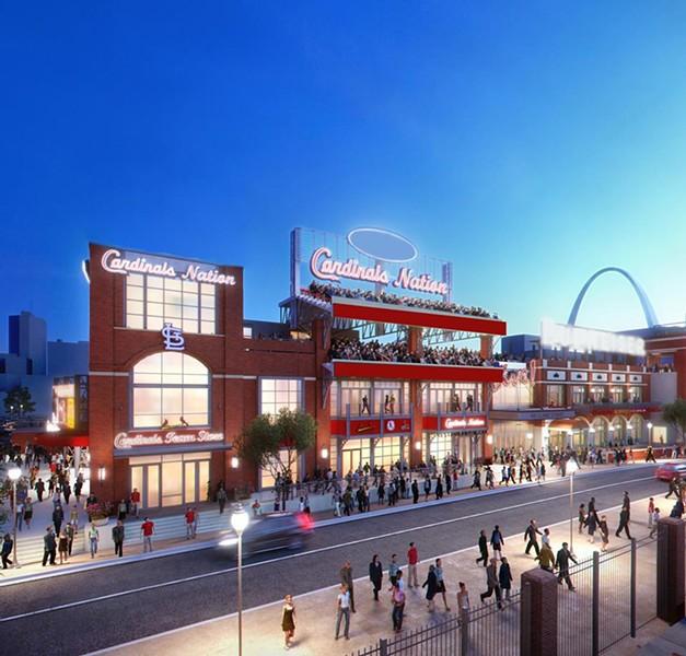 Ballpark Village will hold a grand opening March 27. - BALLPARK VILLAGE