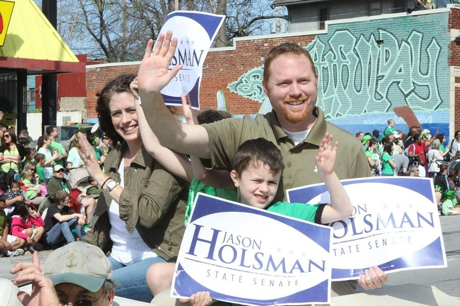 State Senator Jason Holsman - VIA