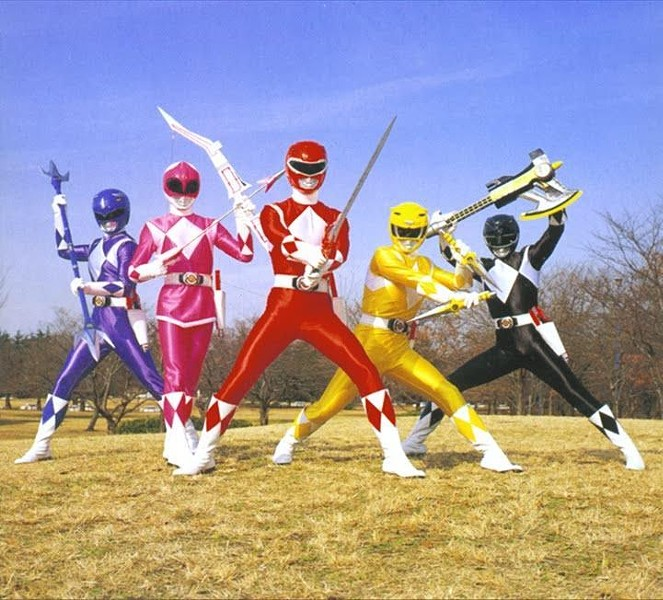 Rangers, yes, but not necessarily from New York. Blues probably could have beaten these guys too, though. Also, I had a huge crush on the pink one when I was like twelve.