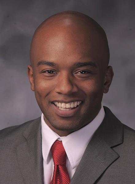 Rep. Courtney Allen Curtis.