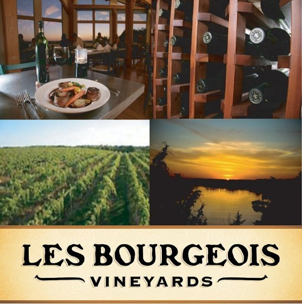 VIA FACEBOOK / LES BOURGEOIS VINEYARDS