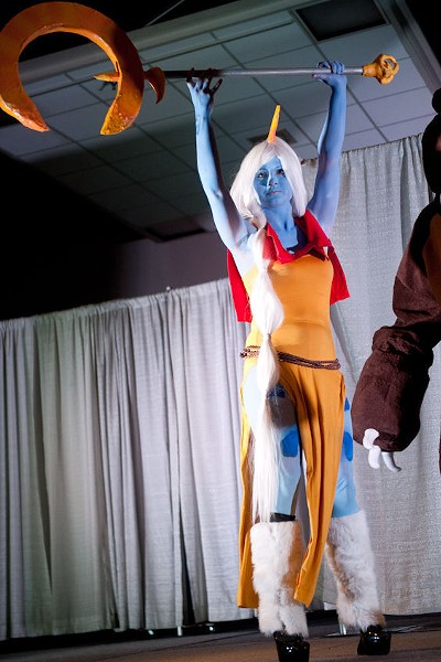 JON GITCHOFF / COSTUMES OF ANIME STL SLIDESHOW
