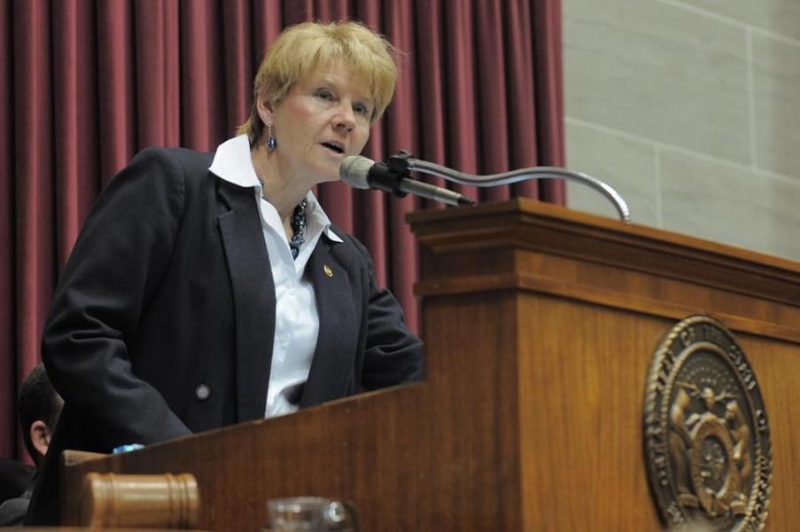 Representative Kathie Conway. - VIA FACEBOOK