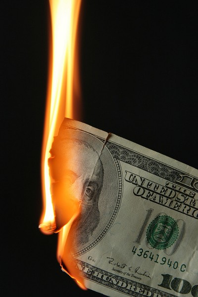 Study suggests revenues don't go up in smoke following bans.