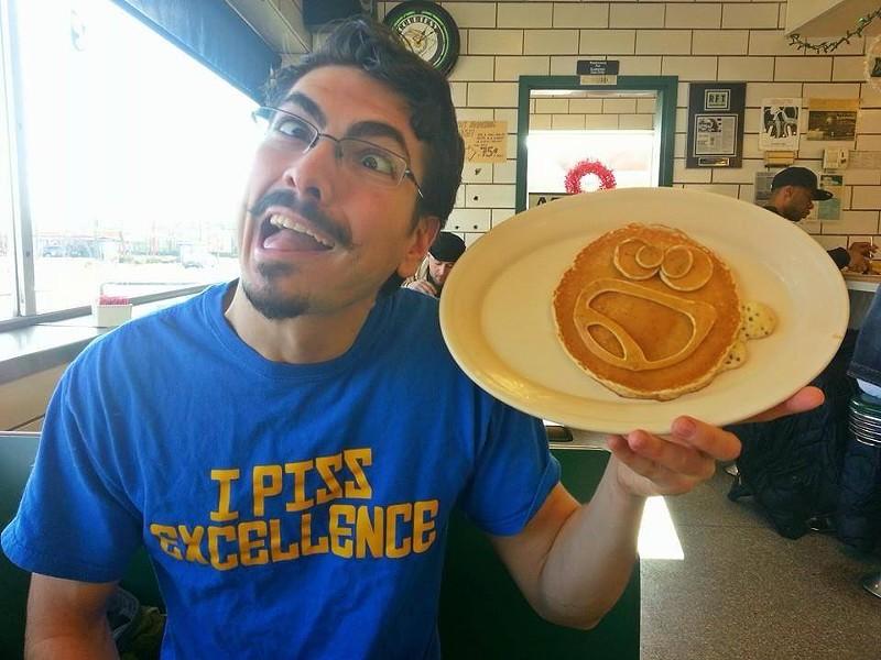 Another satisfied Dancake customer. - FACEBOOK