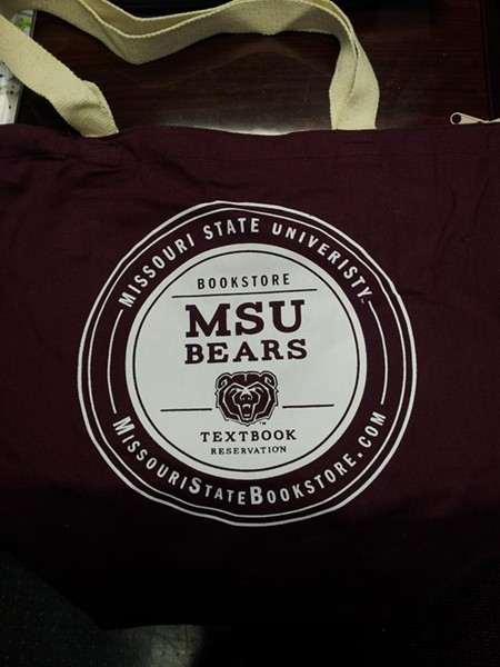 MISSOURI STATE UNIVERSITY BOOKSTORE FACEBOOK PAGE
