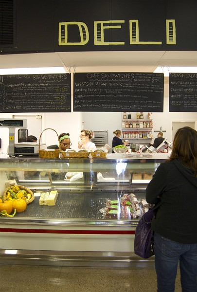 The deli at the Kirkwood location is a first for Local Harvest. - LIZ MILLER