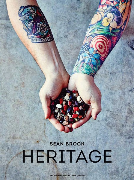 Heritage by Sean Brock. | Courtesy Artisan Books