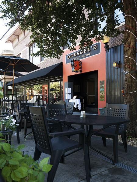 Dressel's Pub | Jennifer Silverberg
