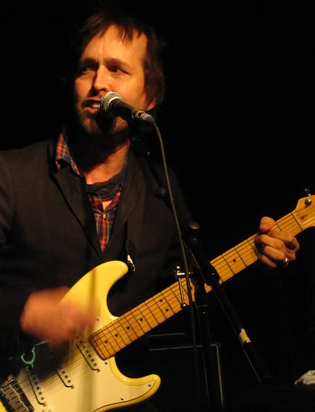 Chuck Prophet at Alex Chilton tribute at SXSW 2010 - DANA PLONKA