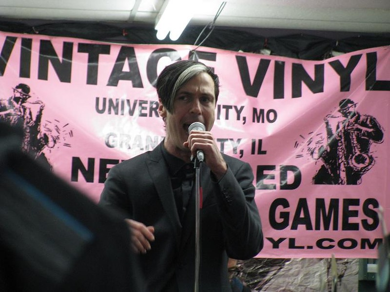 Fitz & the Tantrums at Vintage Vinyl - ANNIE ZALESKI