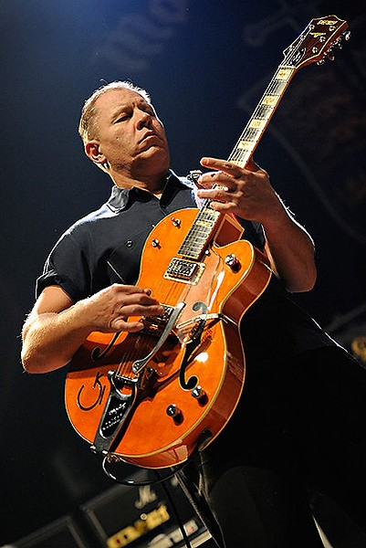 Reverend Horton Heat - TODD OWYOUNG