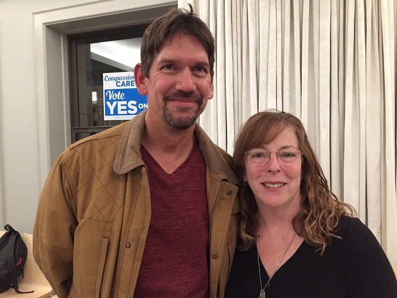 Lisa and Dan Macheca - JAIME LEES