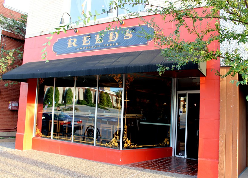 Reeds American Table in Maplewood. - PHOTO BY LAUREN MILFORD