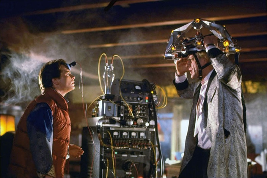 It's Back to the Future at Powell Hall this weekend — and in this one, the Cubs don't win.