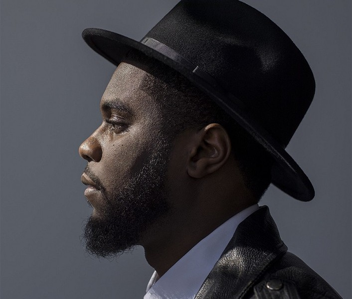Big K.R.I.T. will perform at the Ready Room on November 7. - PHOTO BY JONATHAN MANNION