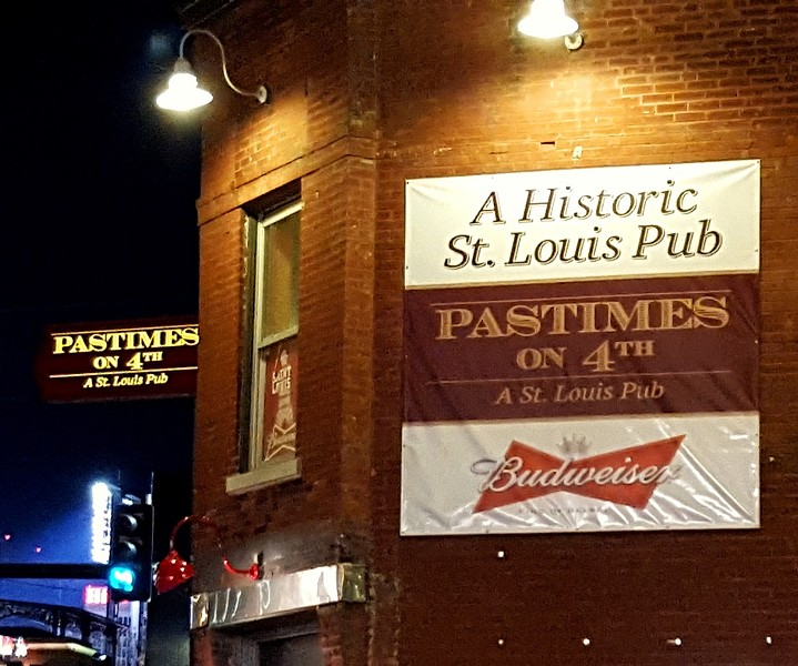 O'Kelley's post-Bar Rescue — it's now called Pastimes.