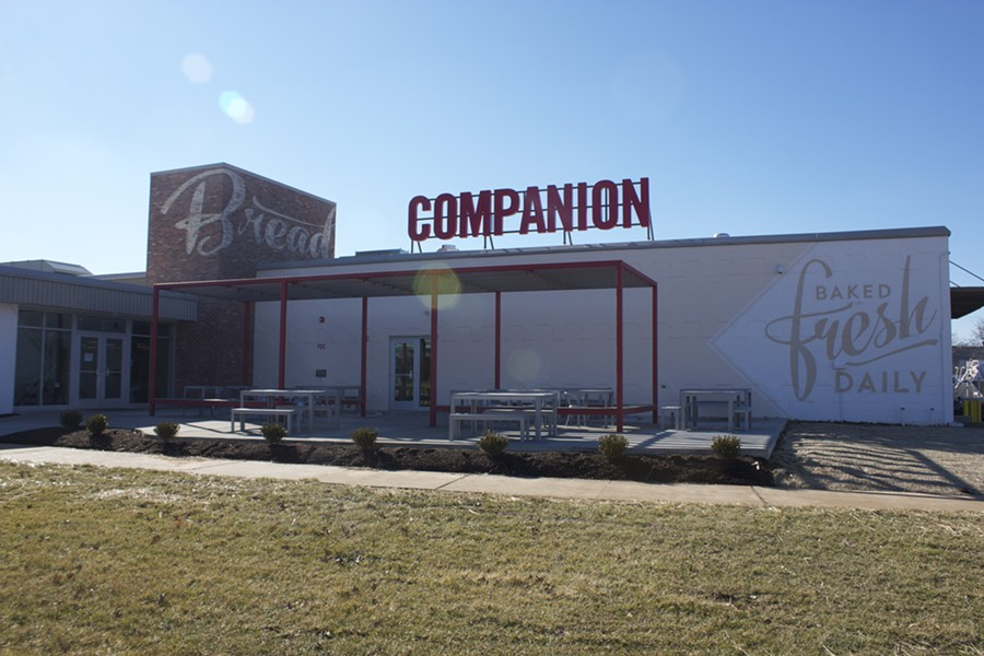 Companion's West St. Louis Cafe and Campus is now open in Maryland Heights. - CHERYL BAEHR