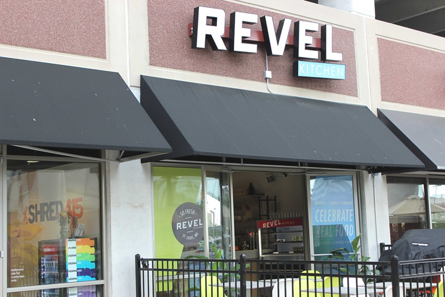 Revel Kitchen's new Brentwood location. - PHOTO BY LAUREN MILFORD