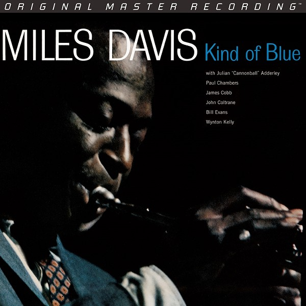 Miles Davis' Kind of Blue is the best-selling jazz album of all time.