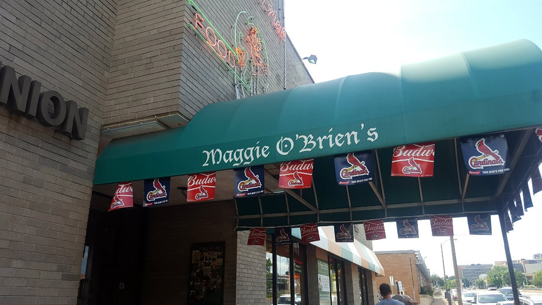 Maggie O'Brien's: If you're feeling Irish downtown, this is the place to be. - KAVAHN MANSOURI