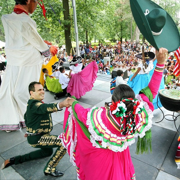 The International Institute's Festival of Nations takes places this Saturday and Sunday in Tower Grove Park.