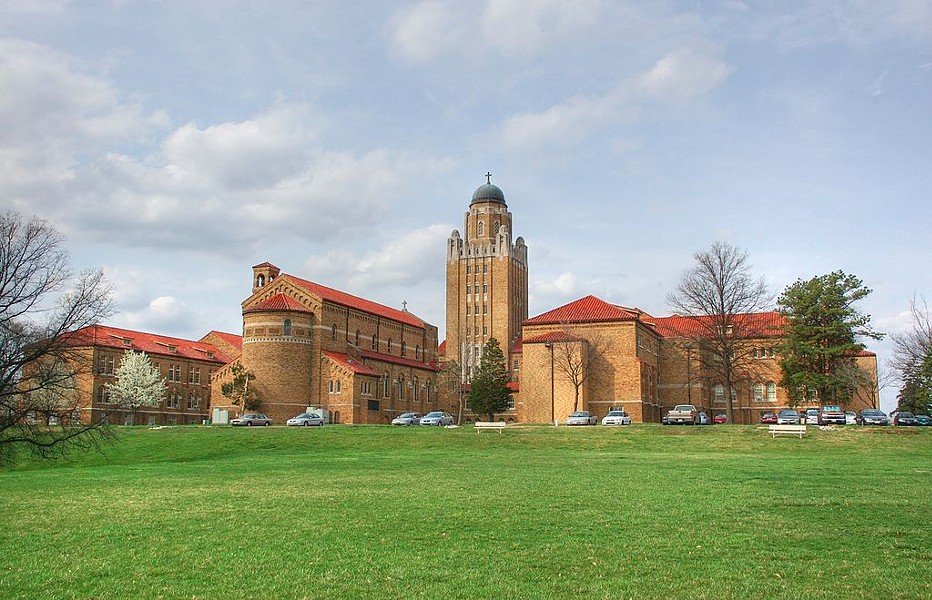 The Kenrick-Glennon Seminary inShrewsbury. - VIA WIKIMEDIA COMMONS