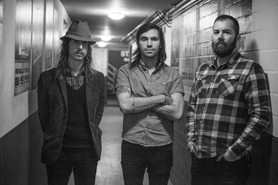 Russian Circles will perform at Delmar Hall on Monday, November 11. - VIA GROUND CONTROL TOURING