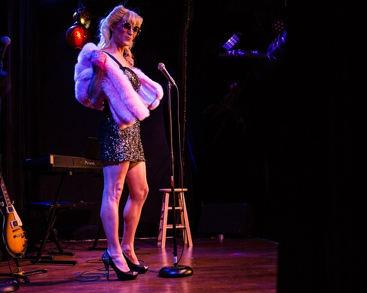 The Q Collective presents Hedwig and the Angry Inch. - BLUEASTER PHOTOGRAPHY