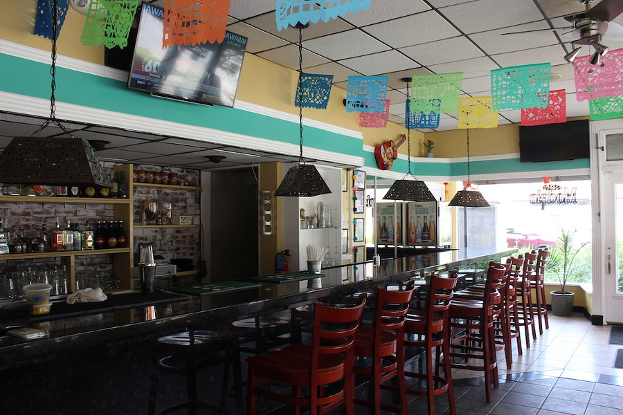 Alta Calle occupies the former Mekong restaurant space. - KATIE COUNTS