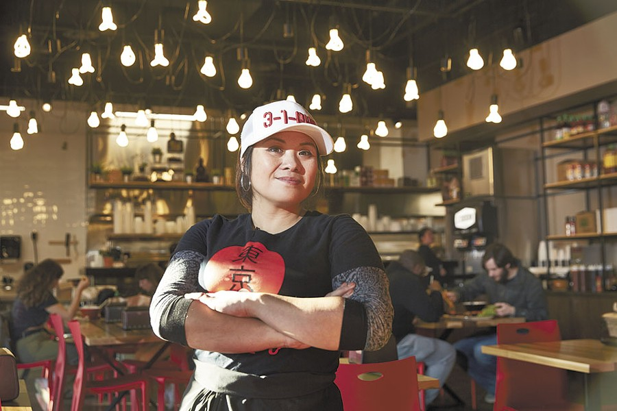 Marie-Ann Velasco of Nudo House - THEO WELLING