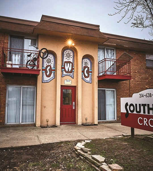 TEH bought the Southwest Crossings in Carondelet in 2015 and, after four tumultuous years, lost custody of the property at the end of 2019. - THEO WELLING