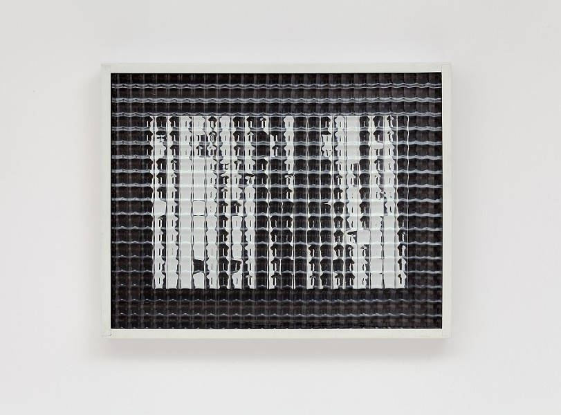 Victor Vasarely (French, b. Hungary 1906–1997), Markab, 1956/1959. Screen print on paper in painted wood box with corrugated glass, 6/100, 21 5/16 × 27 1/16 × 3 3/4 in. (54.2 × 68.7 × 9.5 cm). Published by Edition MAT, Paris. Kunstmuseen Krefeld, Germany. © 2019 Artists Rights Society (ARS), New York /ADAGP, Paris. Photo © Kunstmuseen Krefeld–Volker Döhne–ARTOTHEK.