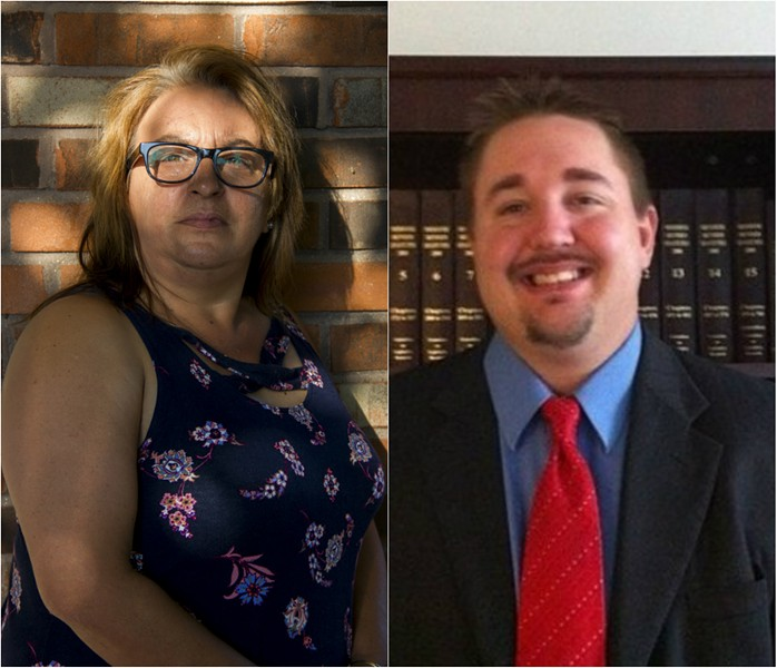 Lisa Davidson is suing former St. Francois Prosecutor Jerrod Mahurin. - DANNY WICENTOWSKI/FILE PHOTO