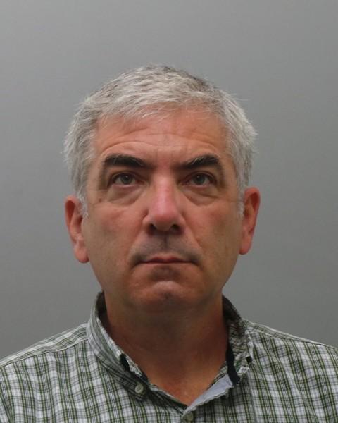 Ex-Kirkwood drama teacher Christopher Stephens faces five felonies. - COURTESY ST. LOUIS COUNTY POLICE