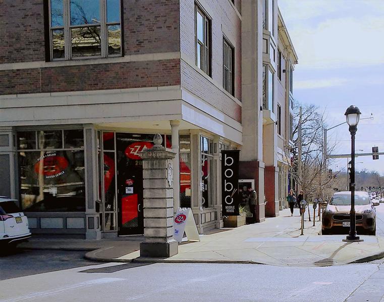 'ZZA is now open at 282 Skinker Blvd. - PHOTO BY NICK FIERRO