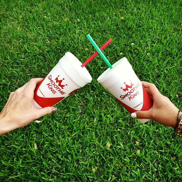 PHOTO COURTESY OF SMOOTHIE KING.