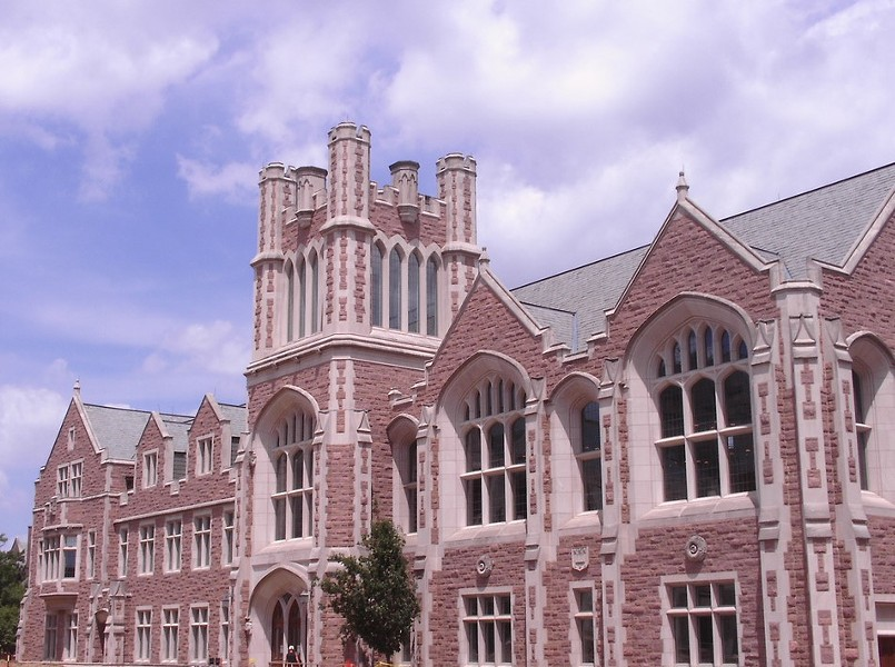 Washington University. - PHOTO VIA FLICKR/JAYO128