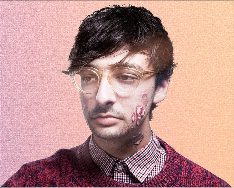 Foxing singer Conor Murphy performs at DougFest taking place at Fubar this Saturday and Sunday. - PHOTO VIA ARTIST BANDCAMP