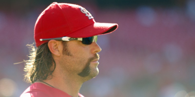 33788ffbf63 Jason LaRue and His Amazing Mullet Will Stay in St. Louis