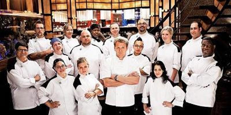 Hell S Kitchen Episode 14 Food Blog