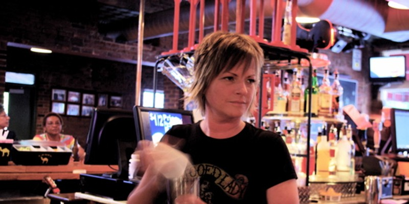 24263ed9e Kelly Washam of Novak's Bar & Grill in the Grove: Featured Bartender of the  Week