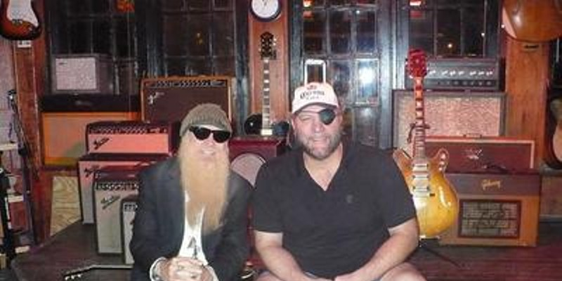 ad0aa1f6c5b ZZ Top s Billy Gibbons Visits Beale on Broadway