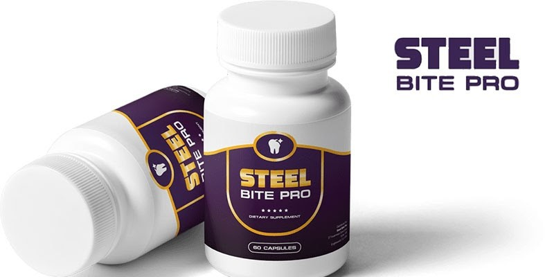 Steel Bite Pro Review: Top Oral Health Supplement for Dental Hygiene
