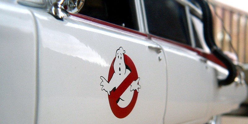 You Can See the Ghostbusters Car This Saturday in St. Louis